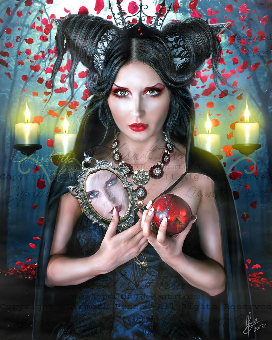 The Queen by Capricuario