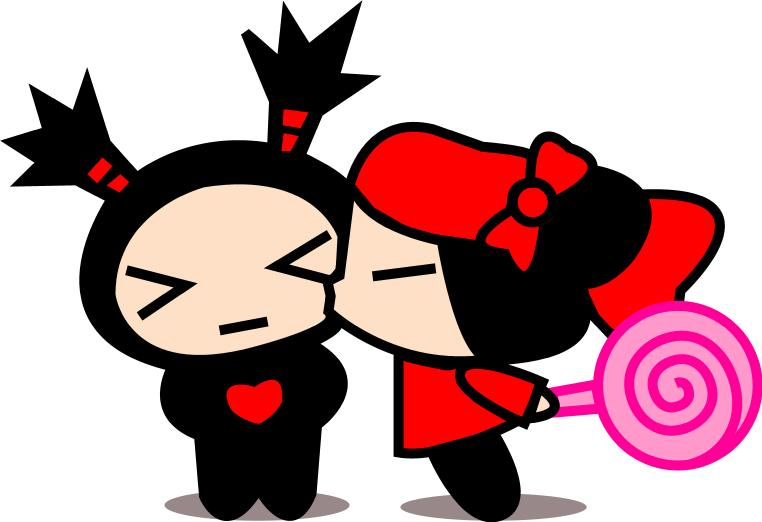 Pucca And Garu | www.imgkid.com - The Image Kid Has It!