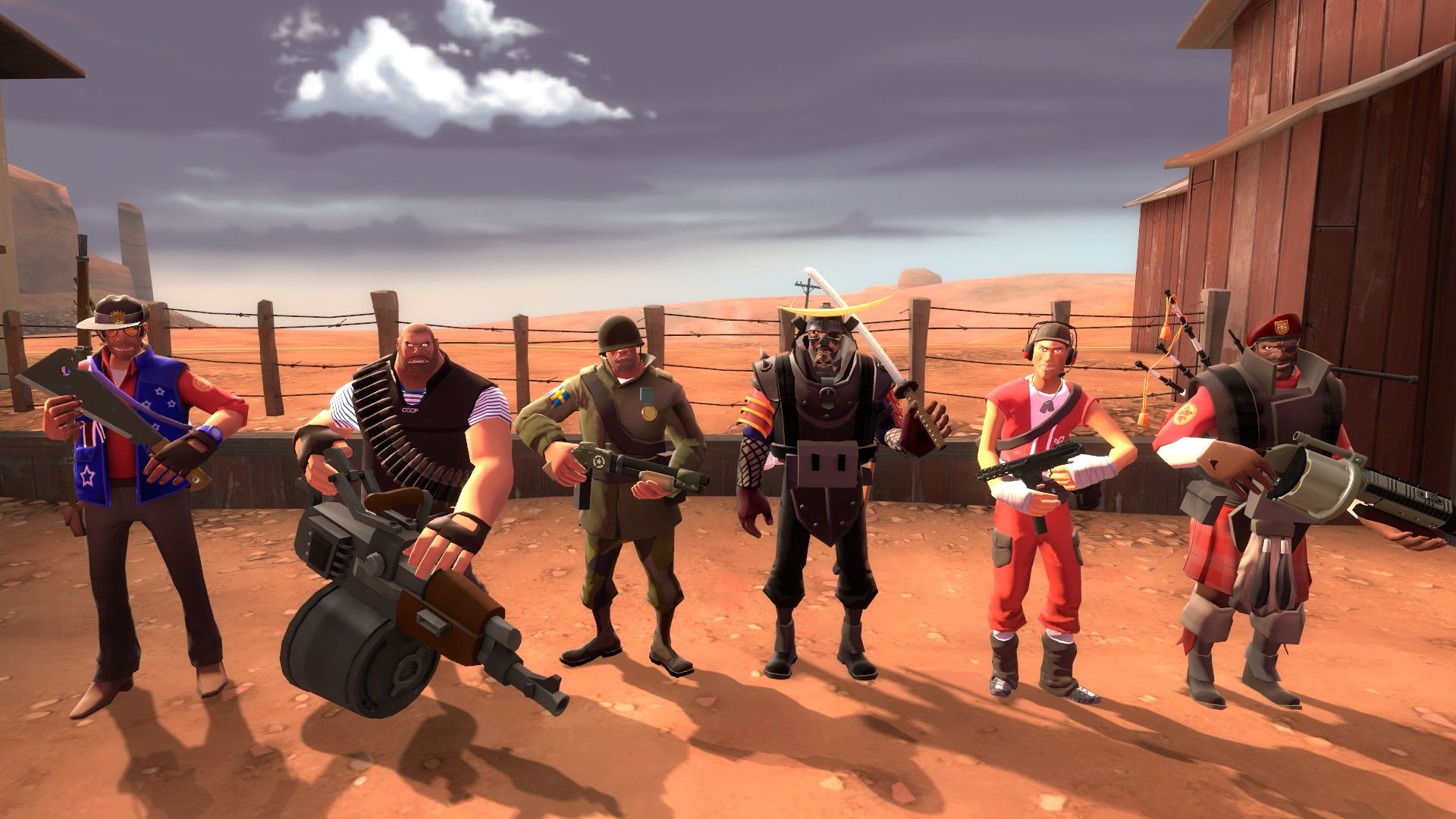 tf2 how to edit meet the team