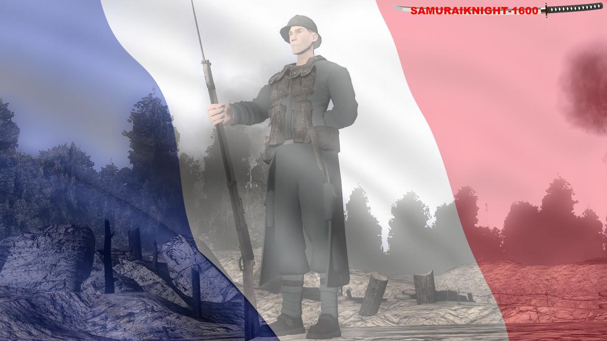 French Glory by Samuraiknight-1600