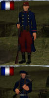 Uniforms of the great war. Entente powers by Samuraiknight-1600
