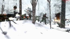 WW2. Bastogne. by Samuraiknight-1600