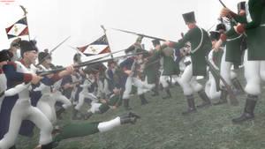 Battle of Austerlitz by Samuraiknight-1600