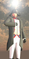 Napoleon Bonaparte. The man destined to rule. by Samuraiknight-1600