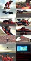 Comic tennis. The Intel Part 10 by Samuraiknight-1600