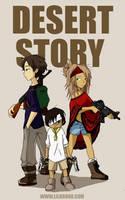 0813 Desert Story by LilBruno