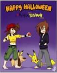 ILML x Sydney's Pokemon Adventure - Halloween 2015