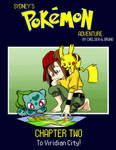 Sydney's Pokemon Adventure - Chapter Two