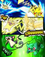 Sydney's Pokemon Adventure - Page22 by LilBruno