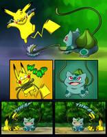 Sydney's Pokemon Adventure - Page23 by LilBruno