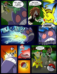 Sydney's Pokemon Adventure - Page 41 by LilBruno
