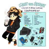 Meet The Artist - LilBruno by LilBruno