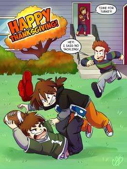 Happy Thanksgiving '18