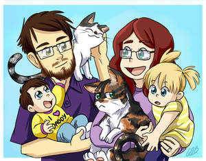Father's Day - Commission
