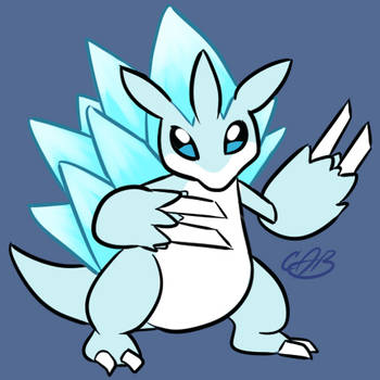 Twitch Channel Point Redemption - Alolan Sandslash