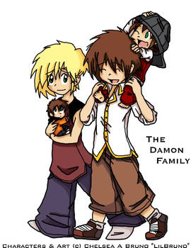 0605The Damon Family