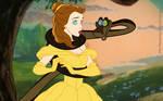 Kaa meets Belle