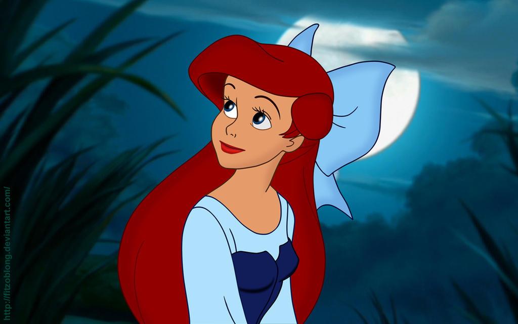 Ariel The Little Mermaid 2