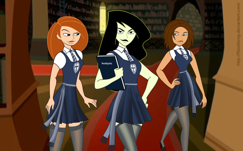 The Belles of St Trinians by FitzOblong
