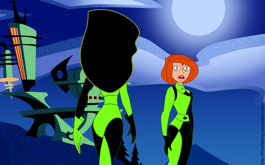 Are Nude kim possible hypnosis seems