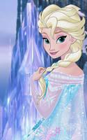 Elsa by FitzOblong