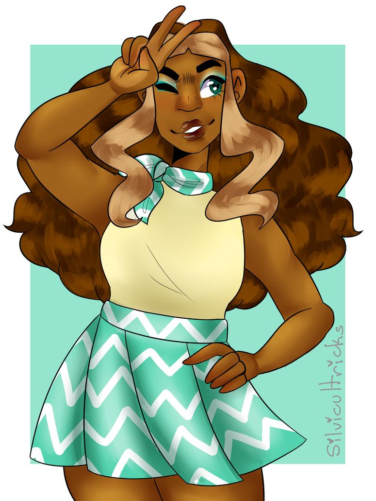 Aisha 5-4-18 by Karilya