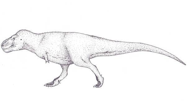 Scaly Rex