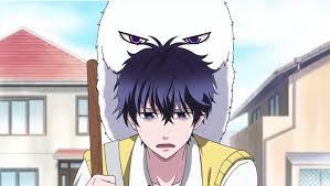 Ashiya: Trying to make it to school [anime scene] by Kurohimex105