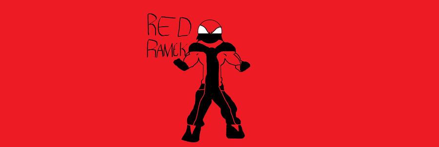 RED RAMEK by Hyper-Red