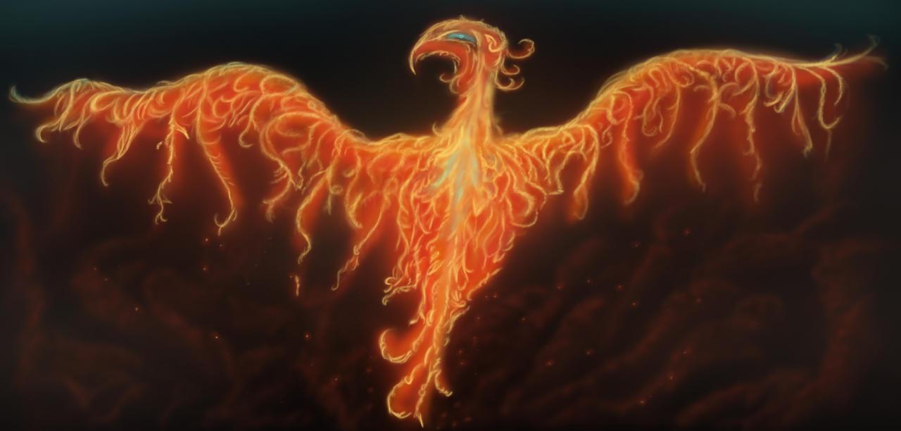 Fire Fenix by kedrednael