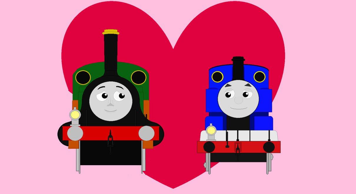 Thomas and Emily by Teaganm on DeviantArt
