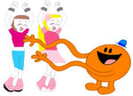 tickle by Mr Tickle