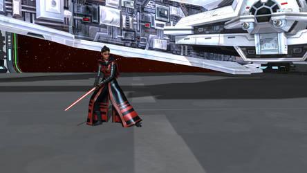 Dark Lady of the Sith