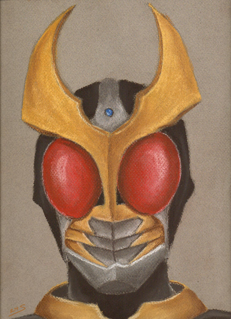 Kamen Rider Agito by SacaradiTuenifore