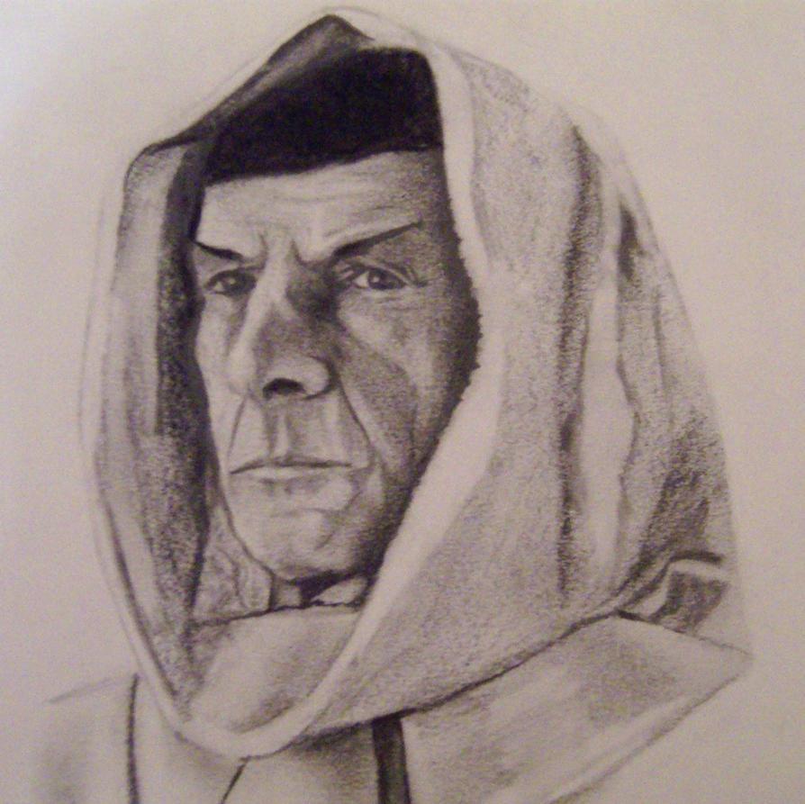 Spock from Original Star Trek by MindsetMuse