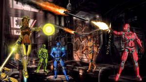 Cyborg-polyani Vs The-ars-androids