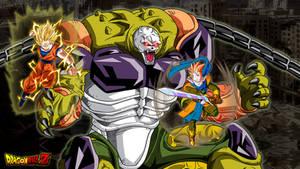 Goku Tapion Hildegarn