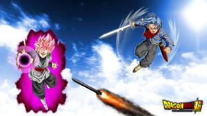 Future trunks Goku black