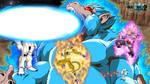 Goku ssj blue ape