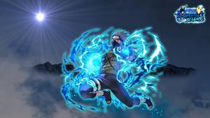 Kakashi Lightning Style