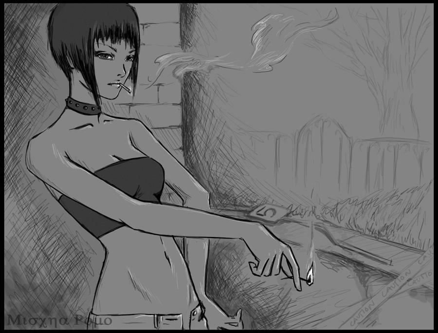 . Snuff . by DarkSyren