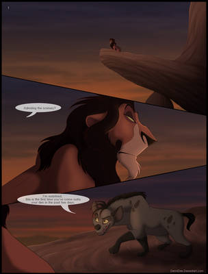All That Remains Page 1 by DemiiDee
