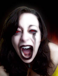 Screaming Bloody Mary