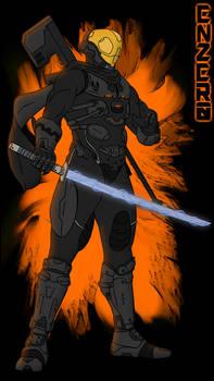 Enzer0: The Spartan Ninja