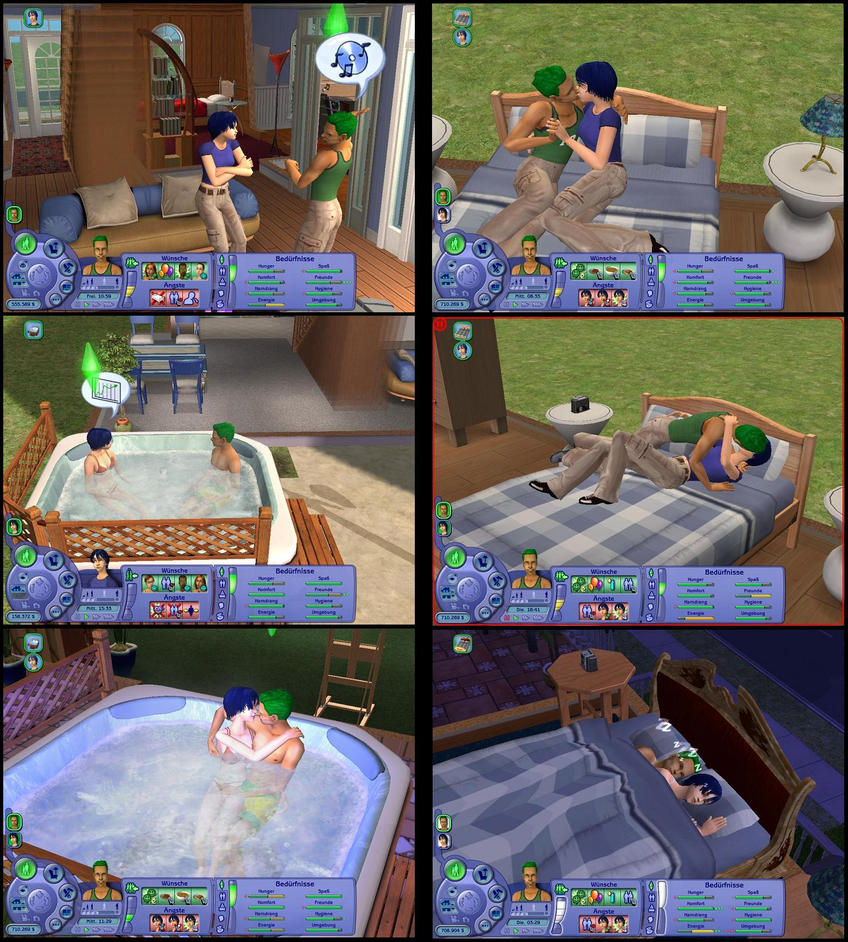 Los sims porn sex video