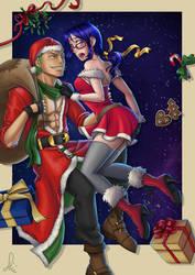 Christmas with ZoTash