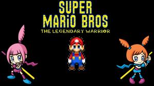 Super Mario Bros The Legendary Warrior Ep 3 Part 1 by Ruensor