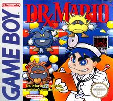 Dr Goemon gameboy by Ruensor