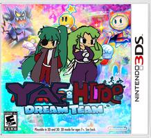 Yae and Hitoe Dream team by Ruensor