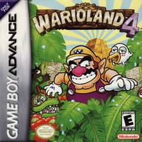 Wario Land 4 by Ruensor